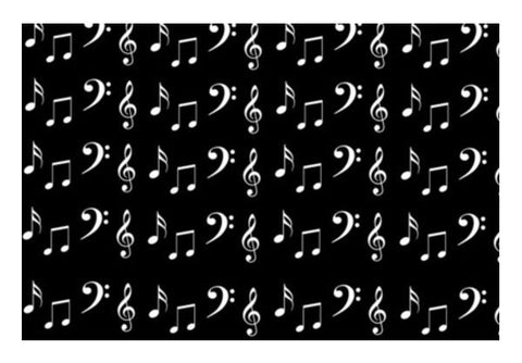PosterGully Specials, Musical Notes Wall Art  | Artist : Nisha Prabhu, - PosterGully