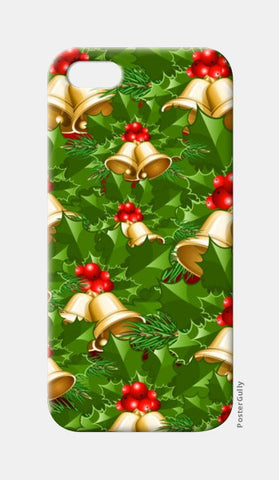 iPhone 5 Cases, Christmas Jingle Bells |  iPhone 5 Cases | Artist : Nikhil Wad, - PosterGully