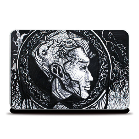 Veins Laptop Skins | Artist : Malay Jain
