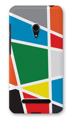 Abstract Colorful Shapes | Asus Zenfone 5 Cases