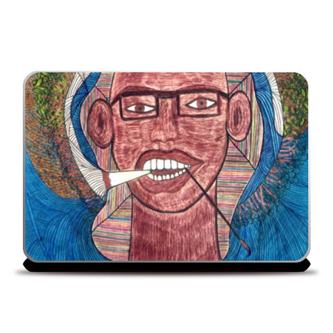 Laptop Skins, Refuge Laptop Skins | Artist : Luke's Art Voyage, - PosterGully