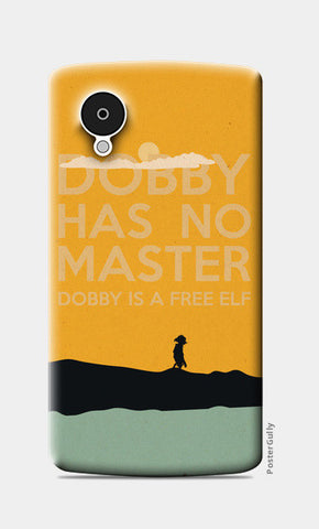 Nexus 5 Cases, Dobby is a Free Elf Nexus 5 Case | Rishabh Bhargava, - PosterGully