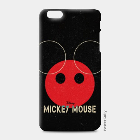 iPhone 6 Plus Cases, MICKEY MOUSE iPhone 6 Plus Case | Artist : Gurmeet, - PosterGully