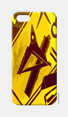 iPhone 5 Cases, geometry iPhone 5 Cases | Artist : abhishek singh, - PosterGully