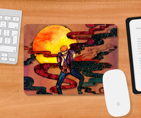 Mousepad, Coutto Mousepad | Artist : Kokila Bhattacharya, - PosterGully