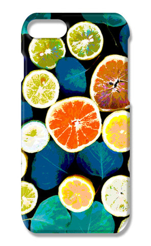 Oranges iPhone 7 Cases | Artist : Shrishti Chouhan