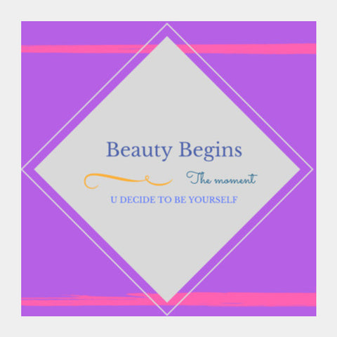 Beauty Square Art Prints PosterGully Specials