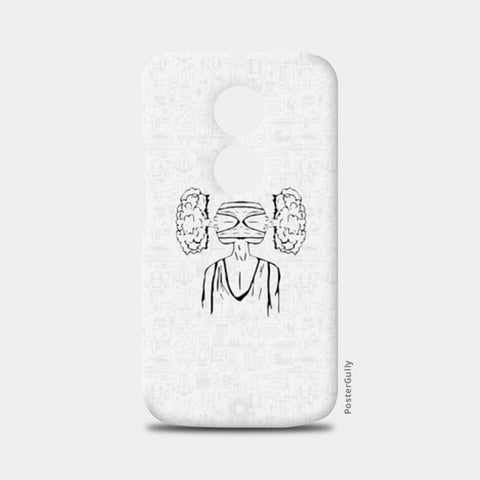 Moto X2 Cases, Mind Blown Moto X2 Cases | Artist : Pulkit Taneja, - PosterGully