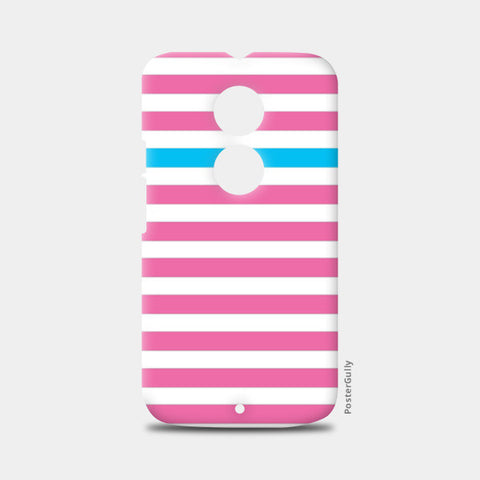 Happy Stripes 2 Moto X2 Cases | Artist : Vaishak Seraphim