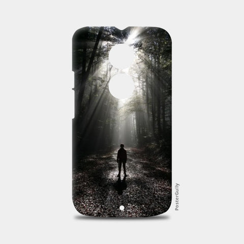 Moto X2 Cases, Alone 001 Moto X2 Cases | Artist : Richard Howardson, - PosterGully