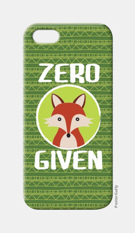 iPhone 5 Cases, Zero Fox Given iPhone 5 Cases | Artist : Random Chinese Friend, - PosterGully
