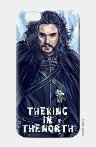 the king in the north iPhone 6/6S Cases | Artist : chaitanya kumar