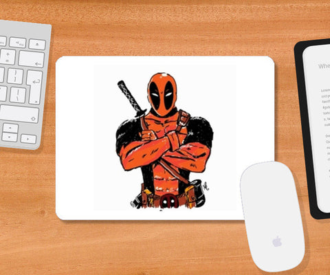 Mousepad, Chimichangas For Sale. Mousepad | Artist : Roopkatha Banerjee, - PosterGully