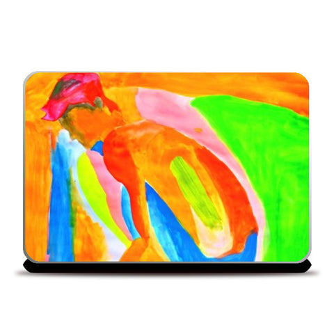 laptop skins painting Laptop Skins | Artist : RAJA S