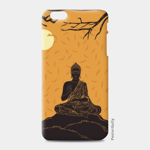 iPhone 6/6S Plus Cases, Buddha iPhone 6 Plus/6S Plus Cases | Artist : Abhishek Kanungo, - PosterGully