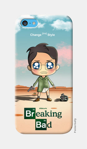 iPhone 5c Cases, Breaking Bad Killer  iPhone 5c Cases | Artist : Toshib Bagde, - PosterGully