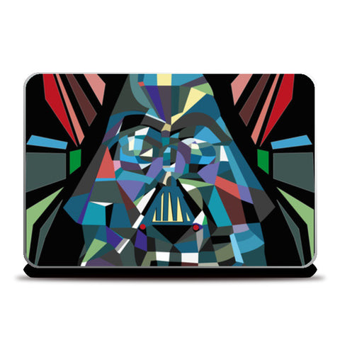 Disco Vader Laptop Skins | Artist : soumik parida
