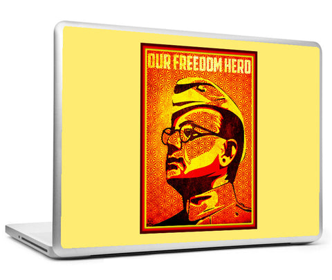 Laptop Skins, Subhash Chandra Bose Laptop Skin, - PosterGully