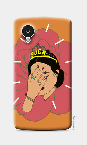 BROWN GIRL Nexus 5 Cases | Artist : Jignesh Waghela