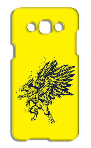 Mythology Bird Samsung Galaxy A5 Cases | Artist : Inderpreet Singh