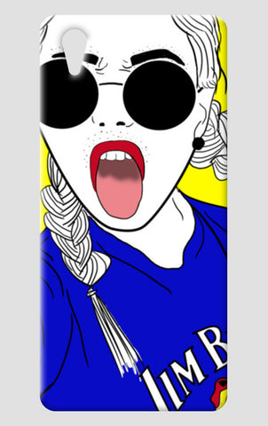 Girl swag! One Plus X Cases | Artist : DISHA BHANOT