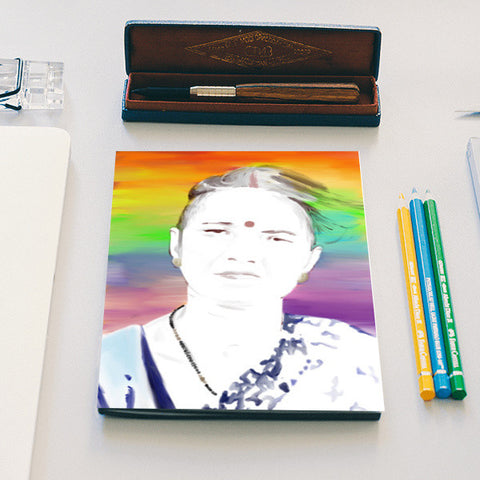 Amma Notebook | Artist : Chandan Verma