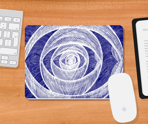 Mousepad, Eye'm You Ver. 1.3 Mousepad | Artist : Luke's Art Voyage, - PosterGully
