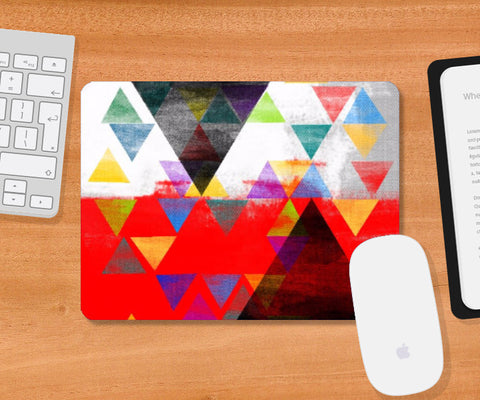 Mousepad, Tantra Painting - equilibrium - Mousepad | Artist: Sanket R, - PosterGully