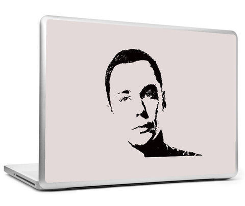 Laptop Skins, Sheldon Cooper - Sketch Laptop Skin, - PosterGully