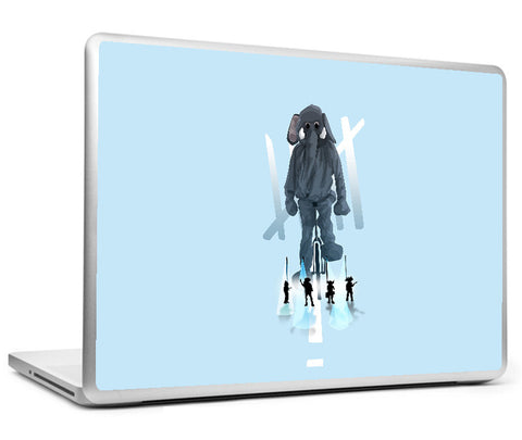 Laptop Skins, Paradise Coldplay Artwork Laptop Skin, - PosterGully