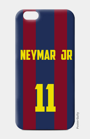 FOOTBALL- NEYMAR JR iPhone 6/6S Cases | Artist : Naman Kapoor