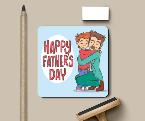 Son With Father Father's Day | #Father's Day Special  Coasters | Artist : Creative DJ