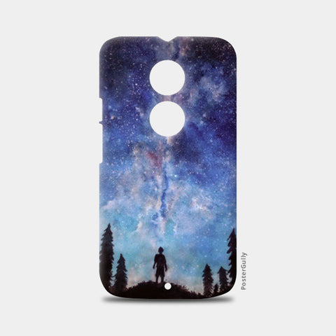 Moto X2 Cases, A quiet darkness Moto X2 Cases | Artist : Sukanya Chakraborty, - PosterGully