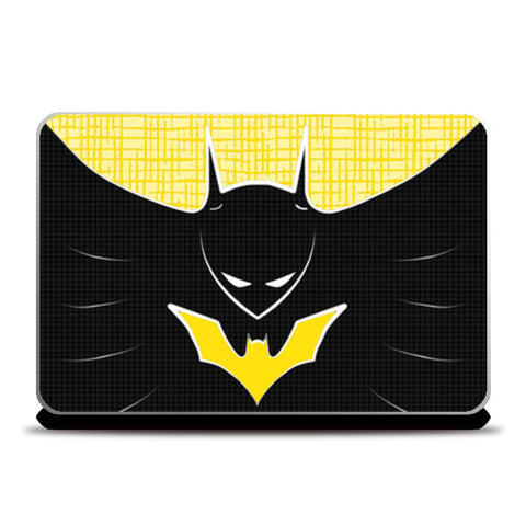 batman dark knight gotham  Laptop Skins | Artist : BY Darakhsha Dandekar, Karan Mehta and Udit Shah
