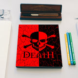 Death Notebook | Artist : Designerchennai