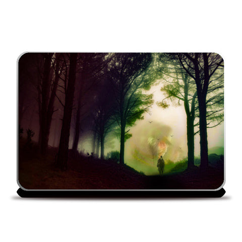 assasins creed jack the ripper Laptop Skins | Artist : Aayush Ranjan