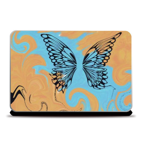 Laptop Skins, ButterFly Wings | Anushree, - PosterGully