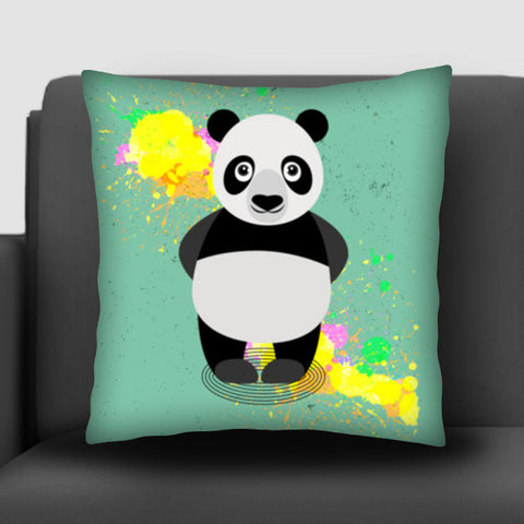 Panda Cushion Covers | Artist : Designerchennai