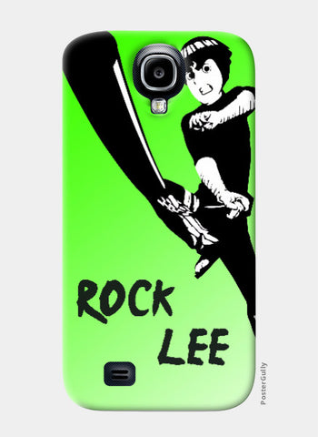 Samsung S4 Cases, Rock Lee Samsung S5 Case | Artist: Mahesh Rambhatla, - PosterGully
