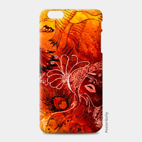 iPhone 6/6S Plus Cases, Nature is Alive iPhone 6 Plus/6S Plus Cases | Artist : Aashna Aasif, - PosterGully