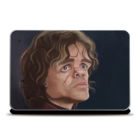 Laptop Skins, Peter Dinklage - Caricature Laptop Skins | Artist : Dharmesh Prajapati, - PosterGully