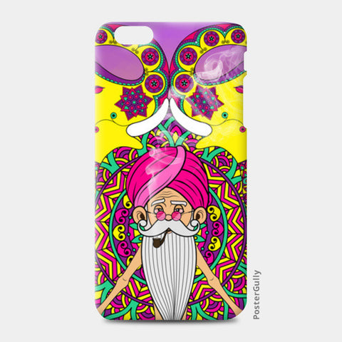 iPhone 6/6S Plus Cases, Babaji Ki Booti iPhone 6 Plus/6S Plus Cases | Artist : Aniruddh Gawas, - PosterGully