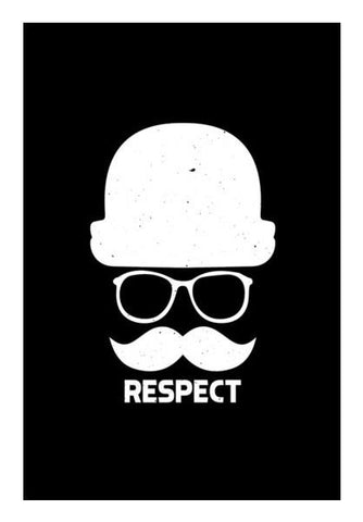 PosterGully Specials, Respect Wall Art | Artist : Designerchennai, - PosterGully