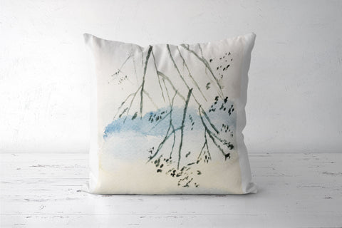 Hanging branch Cushion Covers | Artist : Manas Arvind