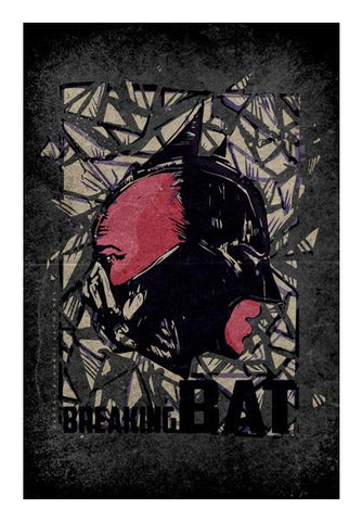 PosterGully Specials, Batman Wall Art | Artist : Pankaj Bhambri, - PosterGully