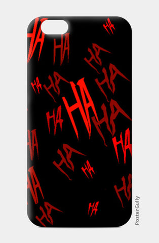 iPhone 6 / 6s, Joker Laughter iPhone 6 / 6s Case | Artist : Sidhant Sharma, - PosterGully