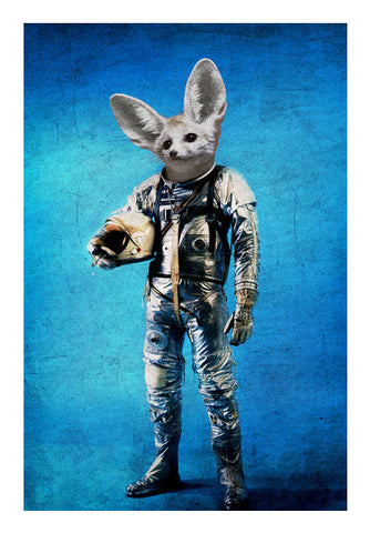 Wall Art, fennec the captain Wall Art | Artist : Durro Art, - PosterGully