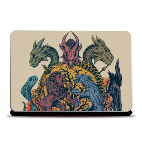 Laptop Skins, Game of Thrones Laptop Skin | Monisha Miriam, - PosterGully