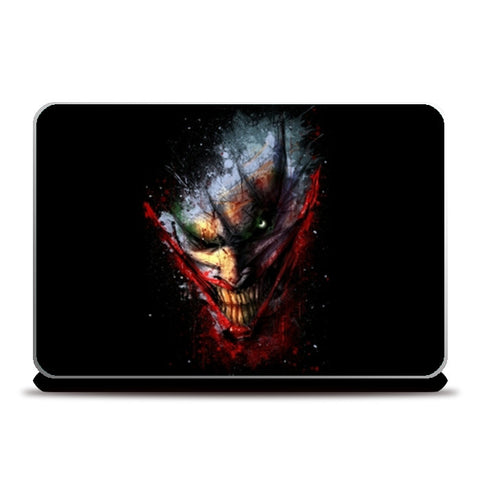 Laptop Skins, Abstract Face Laptop Skins | Artist : Paresh Godhwani, - PosterGully