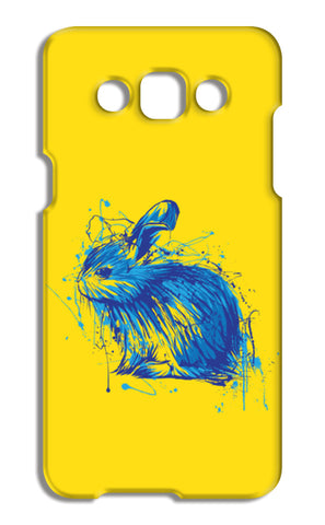 Rabbit Samsung Galaxy A5 Cases | Artist : Inderpreet Singh